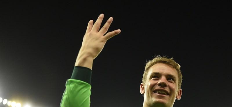 Neuer az év játékosa, Löw az év trénere Németországban