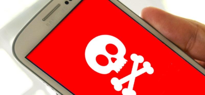 Facebookos jelszavakat loptak androidos appok