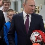 Titokban hirdetett megszorító csomagot Vlagyimir Putyin