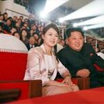 Állítólag first ladyvé tették meg Kim Dzsong Un feleségét