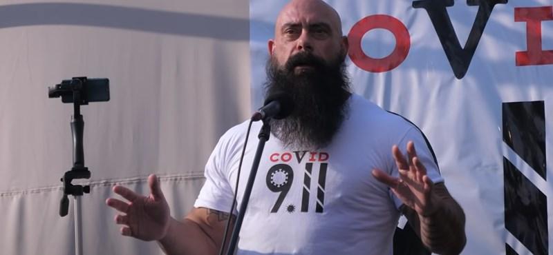 MTI: Vádemelést javasol a rendőrség Gődény Györggyel szemben