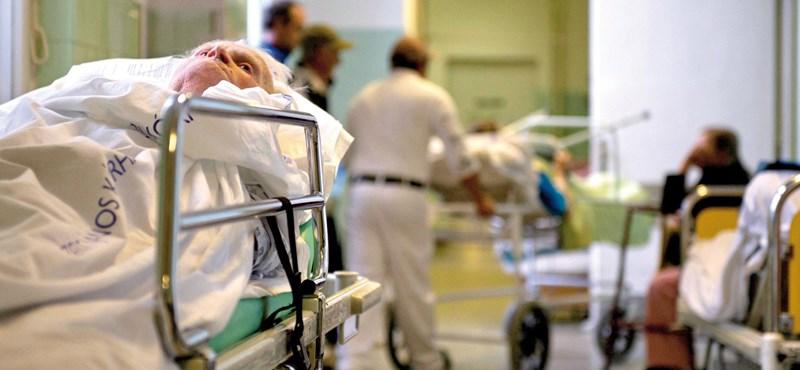 Akkorát kamuzik a kormány az egészségügyről, hogy a fal adja a másikat