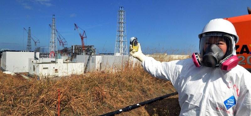 Fukusima: a pihentetőmedence már tiszta