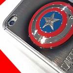 A nap kütyüje – Amerika Kapitány iPhone-borítás