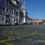 Olaszországban lassul a járvány lendülete, kevesebb az áldozat és az új fertőzött
