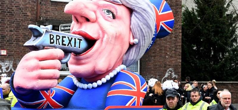 Brit humor: fogalma sincs a kormánynak, mennyibe kerül a Brexit