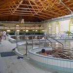 Szaunapark épült a Gyulai Várfürdőben