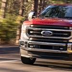 Irdatlan erős dízelmotor az új Fordban, ami közel 17 tonnát is vontathat