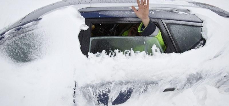9f9989fd89 Autó: 32 tipp a gondmentes téli autózáshoz - HVG.hu