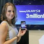 Hárommillió telefon, ötvenöt nap alatt