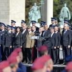 Orbán: a történelem ránk rúgta az ajtót