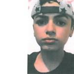 Eltűnt egy 12 éves fiú
