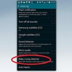 Egy izgalmas, rejtett funkcióra bukkantak a Galaxy S5-ben