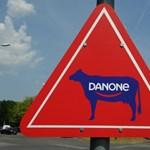 A bioélelmiszer-piacra tör a Danone