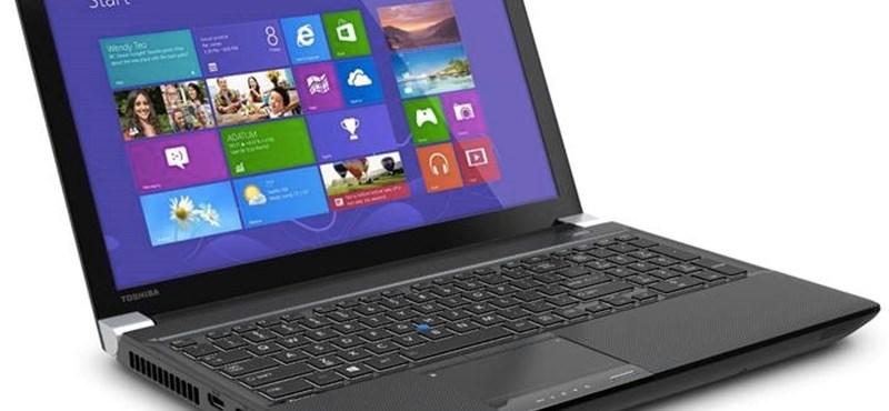 Jönnek a nagyon olcsó laptopok