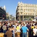 """""""Szégyelld magad, Orbán!"""" – szerényen vonul az Együtt"""