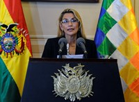 Elismerte az önjelölt bolíviai elnököt az Egyesült Államok