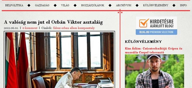 VV: Orbán Viktor el is hiszi azt, amit mond