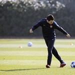 Fábregas már nem hajlandó az Arsenallal edzeni