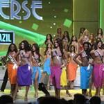 Fotógaléria: fürdőruhás kör a Miss Universe-en