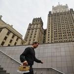Oroszország kiutasított 23 brit diplomatát