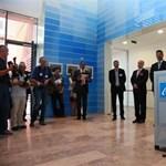 Átadták a HungaroControl új légiforgalmi irányító központját