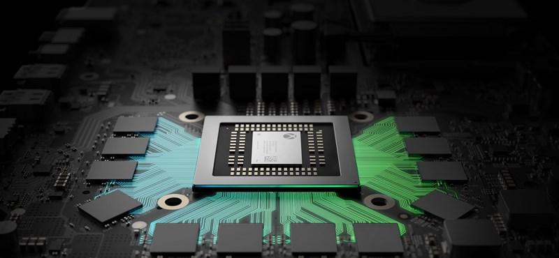 Jön az új Xbox, igazi erőgép lesz a Scorpio
