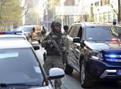 Kommandósok hozták a bíróságra az Iszlám Állam tagját