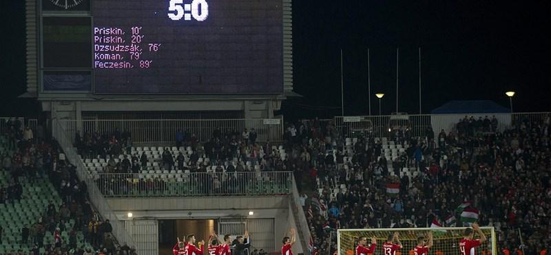 Kiderült, hova viszik a Puskás Stadion eredményjelzőjét
