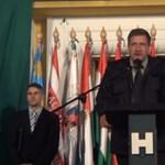 """A hungarista vezér azt mondja, ma a Fidesztől lehet megkapni a hungarista """"light"""" verziót"""