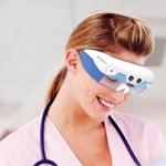 Videón a bőrünkön átlátó szemüveg