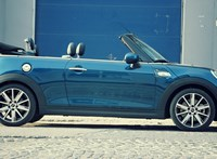Mini Cooper S Sidewalk – teszten a Flaszter Edition