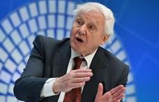 David Attenborough: Tudjuk, hogy cselekednünk kell, de nem tesszük