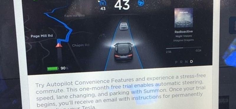 Felére csökkentheti a balesetek számát a Tesla találmánya