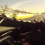 Videó: Őrületes 508 kilométeres sebesség 4 másodperc alatt