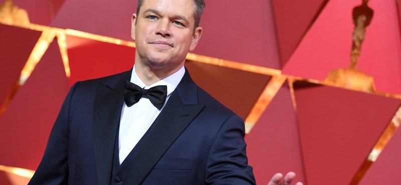 Matt Damon zsugorodásával indul a velencei filmfesztivál