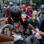 Orvlövészek civilek ellen? Venezuela a polgárháború szélén