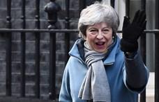 Belengette egy újabb Brexit-népszavazás lehetőségét May