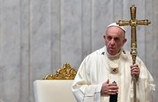 Ferenc pápa 21 évesen élet és halál között volt