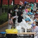 Öt vakcinát tesztelnek Kínában önkénteseken a koronavírus ellen