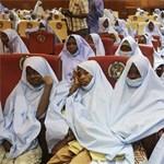 Az elrabolt iskolás lányokat is elengedték Nigériában