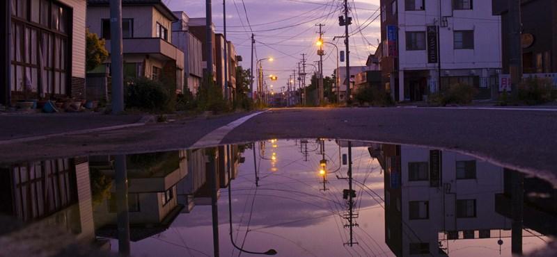 A Fukusimától távol élő gyerekek pajzsmirigyét is ellenőrzik