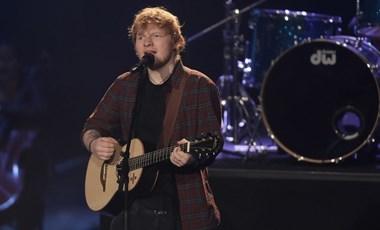 Ezt fogja hallani a Szigeten - megjelent Ed Sheeran új albuma