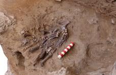 Különös dologra bukkantak 70 000 éves neandervölgyi emberek sírja mellett