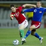 Öt góllal búcsúzott a magyar válogatott Albert Flóriántól