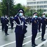 A bukaresti rendőrakadémián még maga a rektor is plagizált