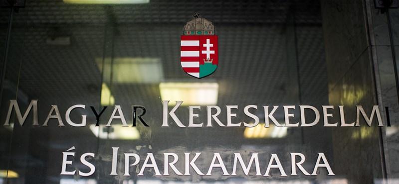 Gyanús levél miatt tett feljelentést a Magyar Kereskedelmi és Iparkamara