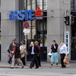 Óriási veszteség az Erste Banknál - főképp Magyarország miatt