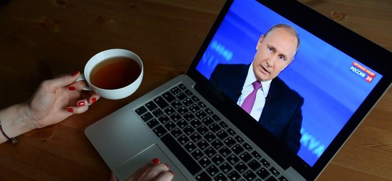 Megszólalt Putyin: regulázni kellene, mit csinálhatnak az interneten az országok