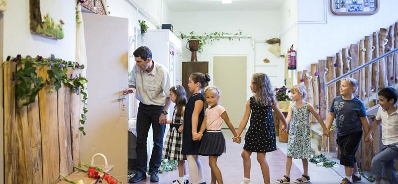 Nehezebb az iskolakezdés azoknak a gyerekeknek, akik a nyár utolsó heteit is az óvodában töltik
